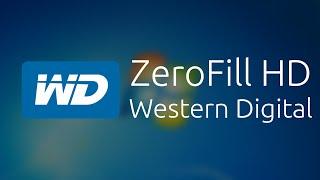 Zero Fill em HDs da Western Digital (Formatação de Baixo Nivel)