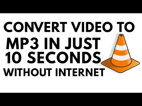 Convert Video To Mp3/audio File Without Internet In Just 10 Seconds