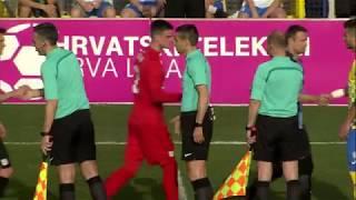 INTER-ZAPREŠIĆ vs RIJEKA 1:2 (polufinale, Hrvatski nogometni kup 18/19)