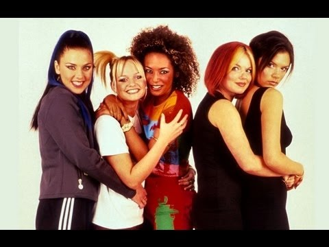 Spice Girls - Do It (Lyrics & Pictures)
