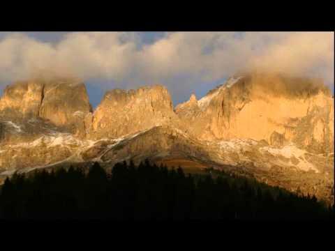Südtirol Rosengarten Impressionen