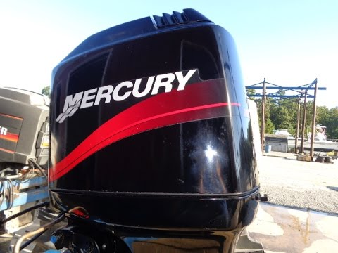 2000 Mercury 115 2 stroke Specs vs 4 stroke Outboard Reliability