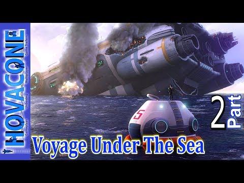 Voyage Under The Sea | Subnautica | Part 2 | Gameplay Walkthrough