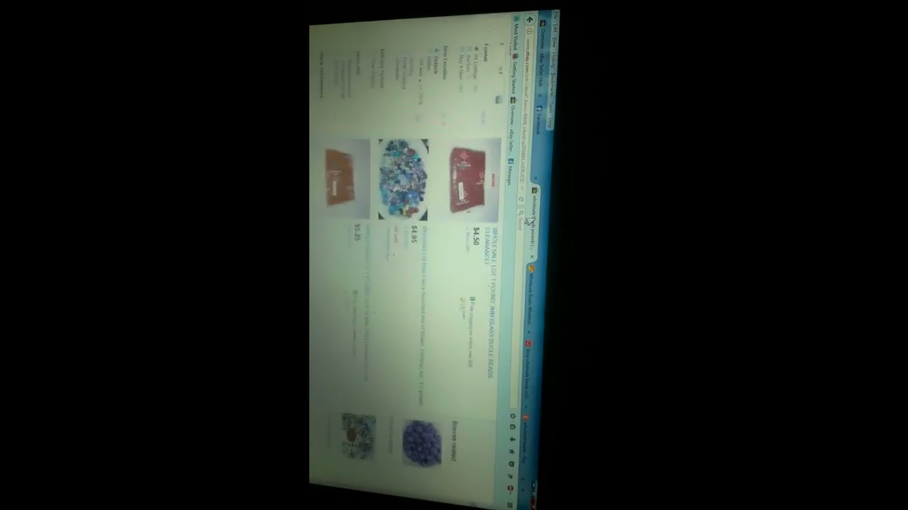 Selling Wholesale Beads Great Ebay Amazon Etsy Online Store Or Local Sales Product Idea Youtube