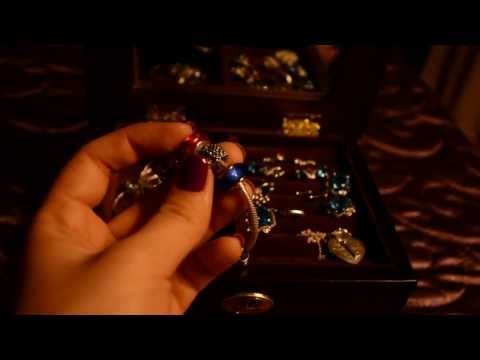 ASMR Whispering - Jewelry collection (Show and tell) Part 2