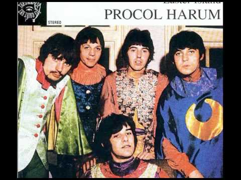 Procol harum a whiter shade of pale live at fillmore east 1969