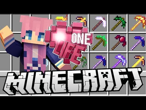 Pickaxe Collector Challenge | Ep. 17 | Minecraft One Life 2.0