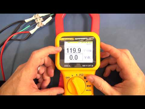 Fluke 345 Power Clamp Meter Review - Pt 1