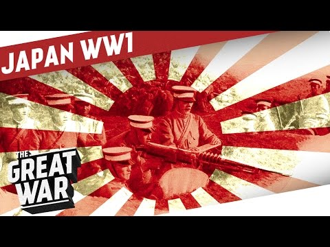 The Ally From The Far East - Japan in World War 1 I THE GREAT WAR Special