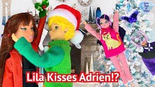 Ladybug Lila Kisses Adrien SEASON 3! CHAMELEON FULL - EPISODE 1 | MIRACULOUS Christmas Date Doll