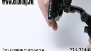 видео Видеорегистратор супра 500 scr