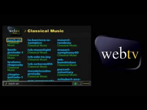 WebTV Music - RMF Classical Collection