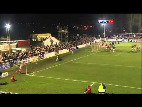 Download Stourbridge 2 - 0 Plymouth Argyle | The FA Cup 1st Round Replay 12/11/11