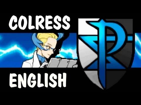 Pokemon Black 2/White 2 - Team Plasma Boss Colress [English]