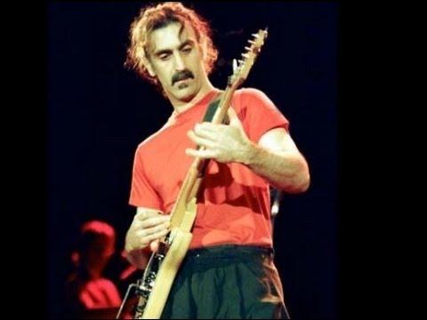 Frank Zappa Live (HQ Audio) Boston 1988 mp3