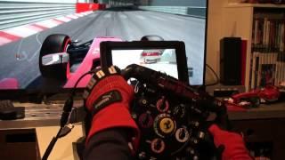 NVIDIA GAMESTREAM F1 2014 TEGRANOTE7 T500RS
