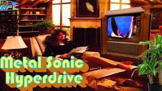 Metal Sonic Hyperdrive the Sonic Hack running on a real SEGA Genesis - Retro GP