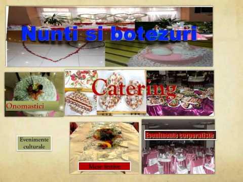Restaurantul Spot Ramnicu Sarat organizeaza evenimente nunti si botezuri