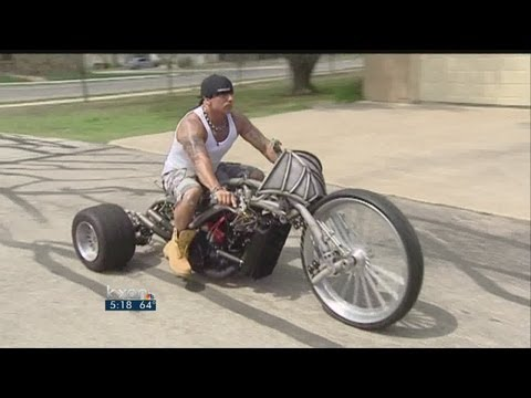 The art of motorcycle building