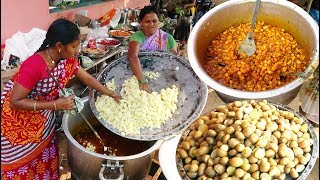 Hard Working Womans Cooking Spicy Aloo Curry | Homemade Food Good for Health Tasty Food | StreetFood