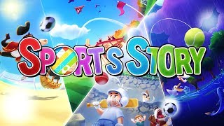 Sports Story - Official Gameplay Announcement Trailer | Nintendo Switch