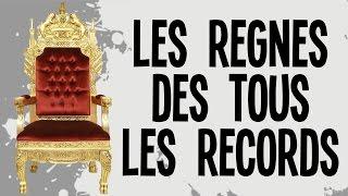Les 5 règnes de tous les records - Nota Bene #10