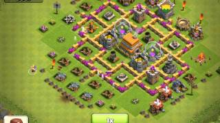 Clash of Clans - Best Lvl 6 Town Hall Attacked (4)