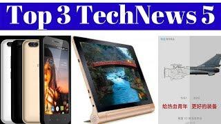 Top 3 TechNews 5 - Swipe Elite Dual, iBall Slide Brace-XJ, Meizu E3, Lenovo S5.
