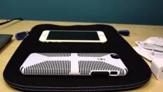Best iPhone 6S Plus Case!! Speck CandyShell Grip Unboxing
