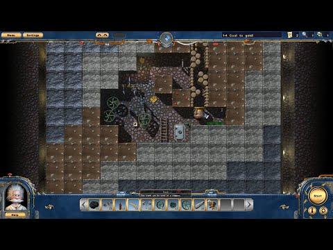 Crazy Machines 2. Jewel Digger DLC.  
