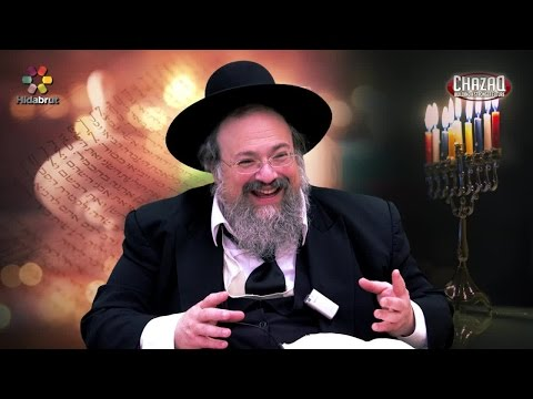 Chanukah: The Secret to Our Close Relationship with G-d - Rabbi Aharon Walkin