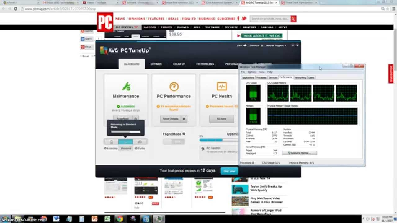 download avg pc tuneup 2015