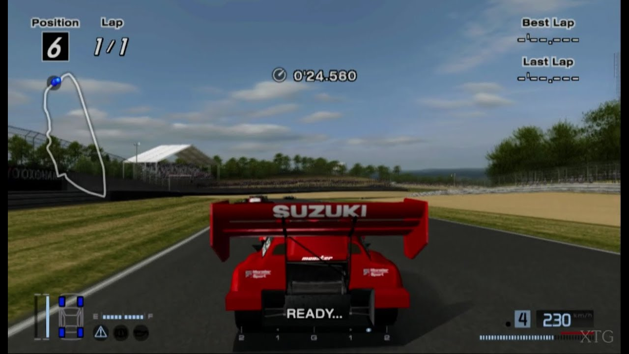 gran turismo 4 suzuki escudo dirt trial car ps2 gameplay hd youtube. Black Bedroom Furniture Sets. Home Design Ideas