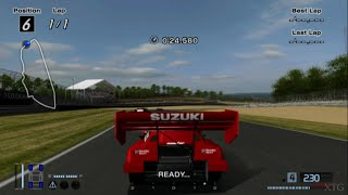 Gran Turismo 4 - Suzuki Escudo Dirt Trial Car PS2 Gameplay HD