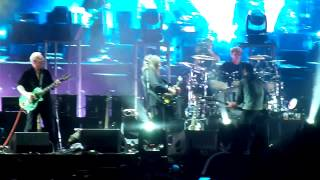 The Cure en Paraguay - Killing an arab