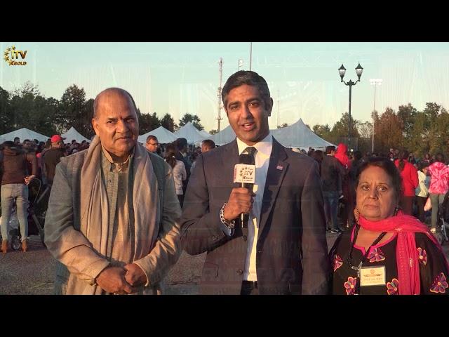 Community Celebrates 21st Grand Dushahra Festival 2019 - Edison - New Jersey