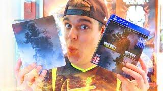 PRO SNIPER en Call Of Duty 4 REMASTERIZADO y PRUEBO los ZOMBIES de INFINITE WARFARE