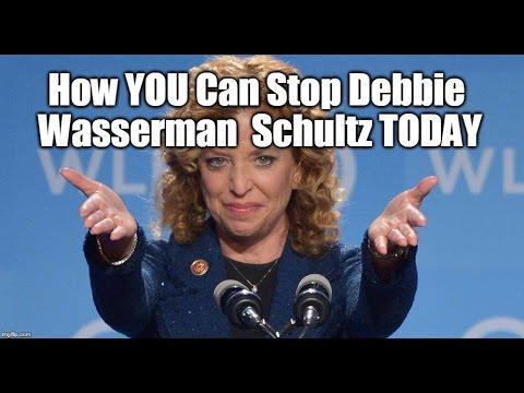 How YOU Can Stop Debbie Wasserman Schultz: Interview w/ Tim Canova