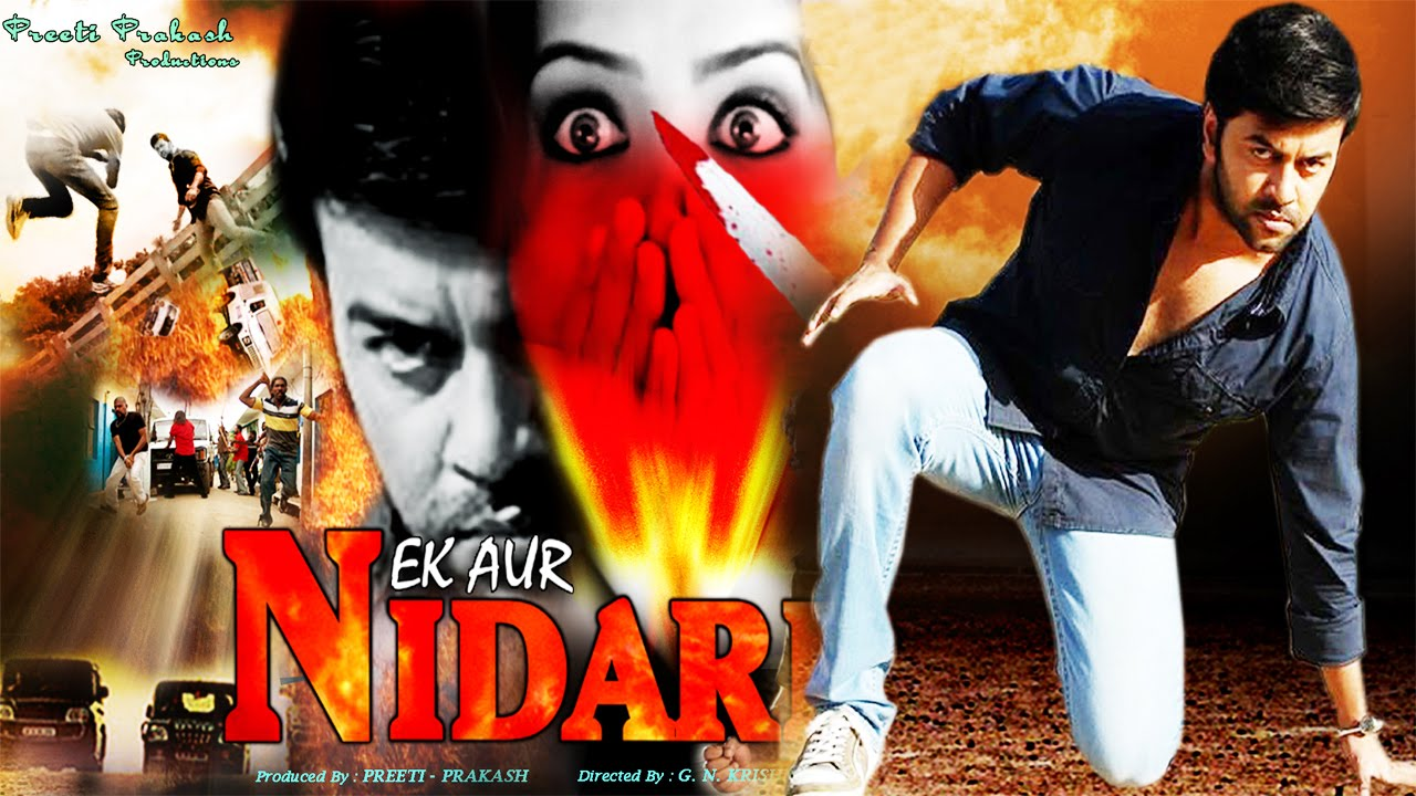 Ek Aur Niddar - Full Length Action 2015 Hindi Movie