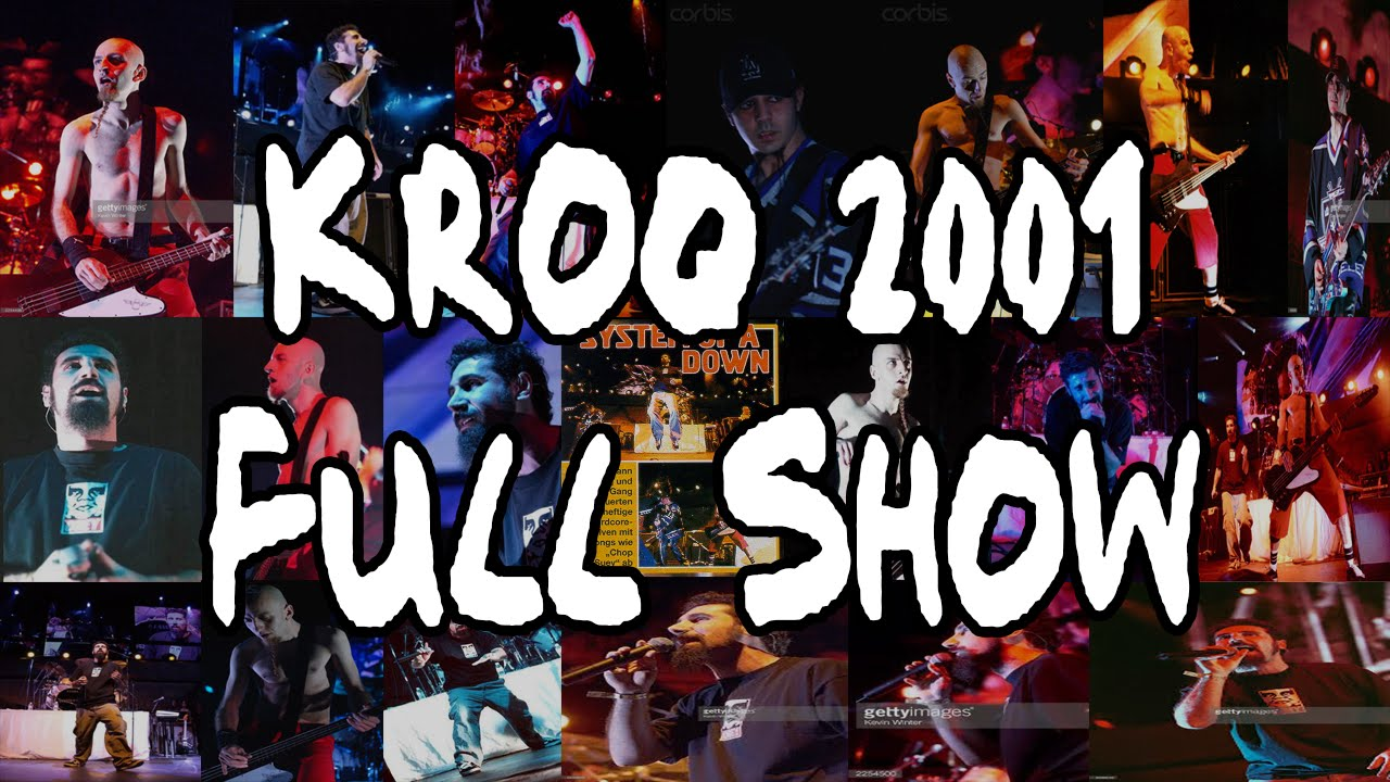 system of a down kroq almost acoustic christmas 2001 full show - Kroq Christmas