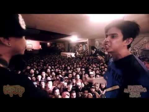 FlipTop  Batas vs Sayadd @ Isabuhay 2015