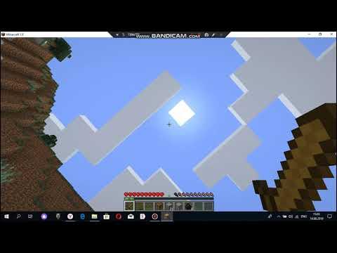 Прохождение Minecraft (часть #1)