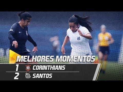 Corinthians 1 x 2 Sereias da Vila | MELHORES MOMENTOS | Brasileirão (21/03/19)
