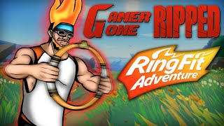 Gamer Gone Ripped #3: Ring Fit Adventure!