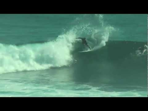 Dave Macaulay Surfing