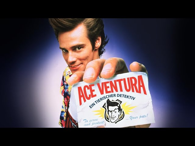 ACE VENTURA - Trailer (1994, English)