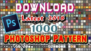 10000+ Unlimited Photoshop Pattern Pack free Download.