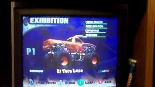 Monster Jam Maximum Destruction (GCN): All Trucks