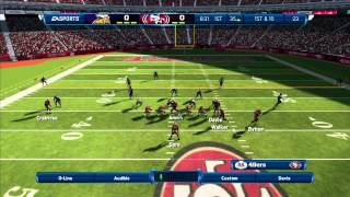 Madden NFL 13 Kinect Integration Walkthrough