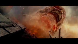 ATTACK ON TITAN - Ataque de los Titanes - Trailer #2 BRUTAL